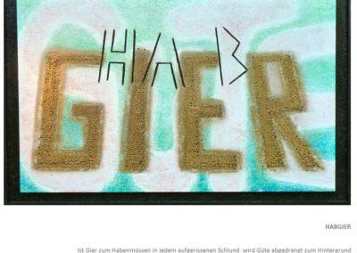 Schriftbilder-Habgier-22.4.19